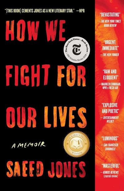 'How We Fight for Our Lives' by Saeed Jones
