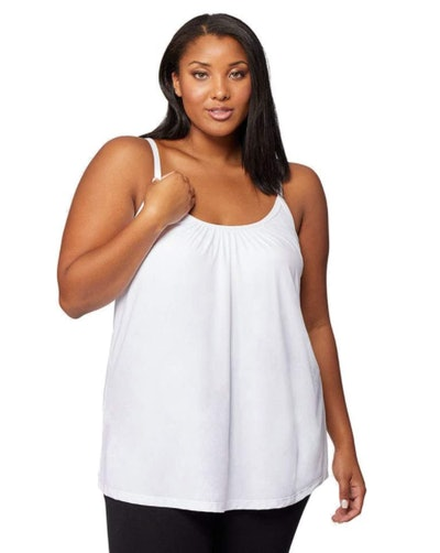 32 DEGREES Cami with Built-In Bra