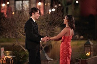 Greg Grippo and Katie Thurston on Season 17 of ABC's 'The Bachelorette'