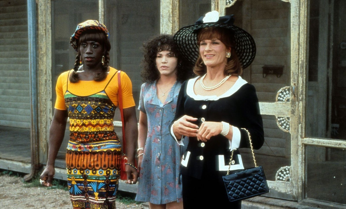 'To Wong Foo' is one of several iconic LGBTQ+ movies.