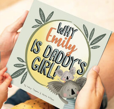 'Why I'm Daddy's Girl'