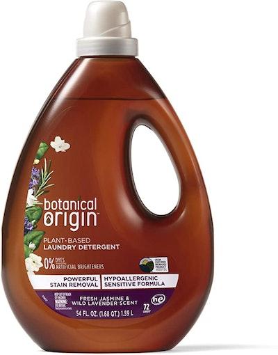 Botanical Origin Plant-Based Laundry Detergent