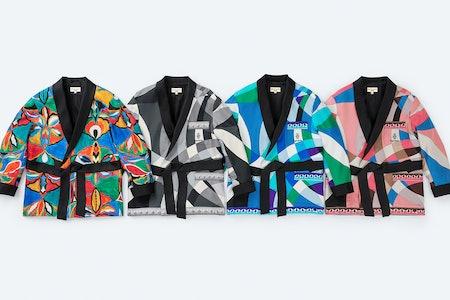 Supreme Emilio Pucci Collection