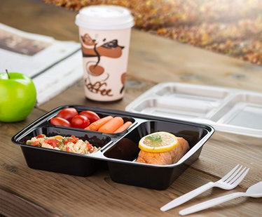 EZ Prepa Meal Prep Containers (20 Pack)