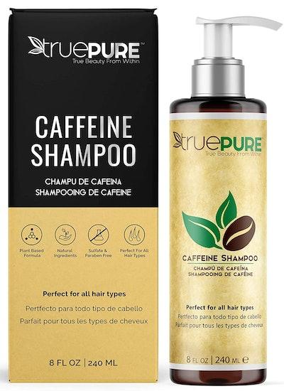 TruePure Caffeine Shampoo, 8 Fl. Oz.