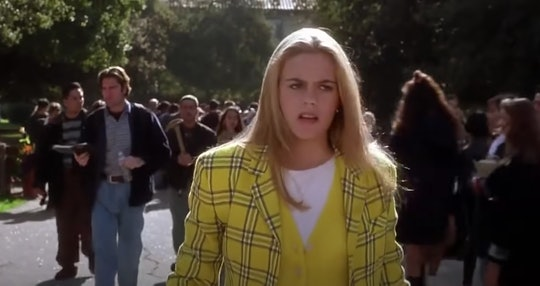 Alicia Silverstone recreated an iconic scene from 'Clueless' with the help of her 10-year-old son, Bear.