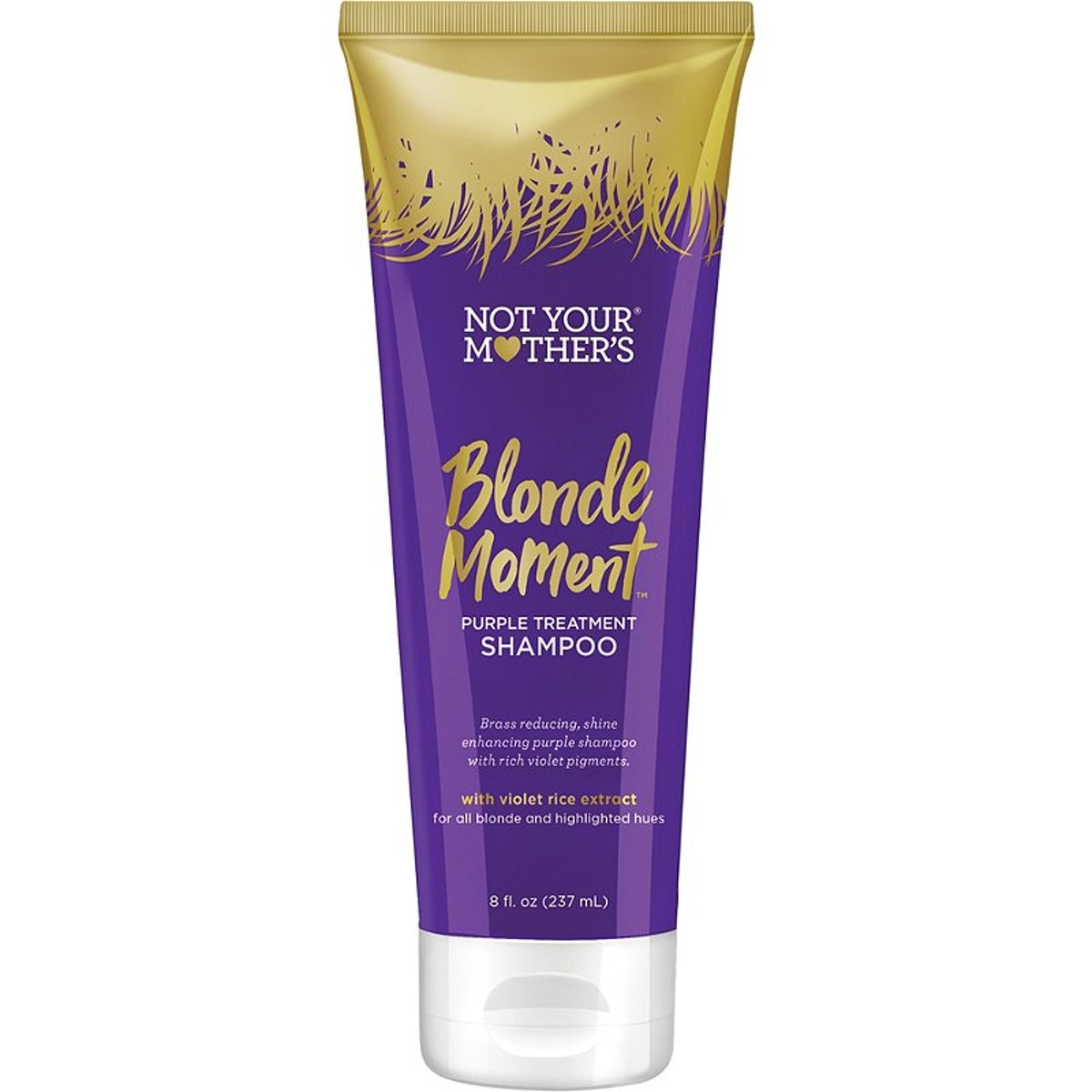Not Your Mother's Blonde Moment Purple Treatment Shampoo