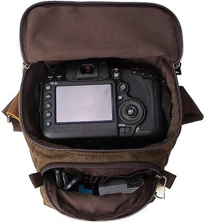 peacechaos Waterproof Camera Bag