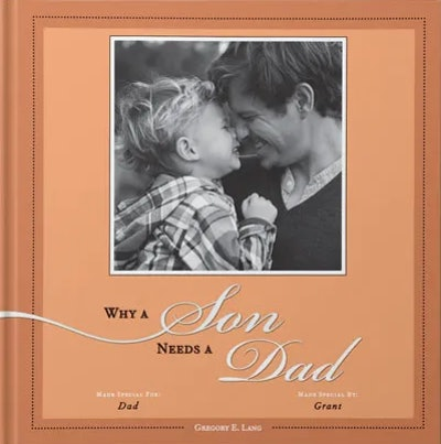'Why A Dad Needs A Son'