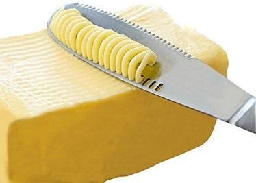Stainless Steel Butter Spreader