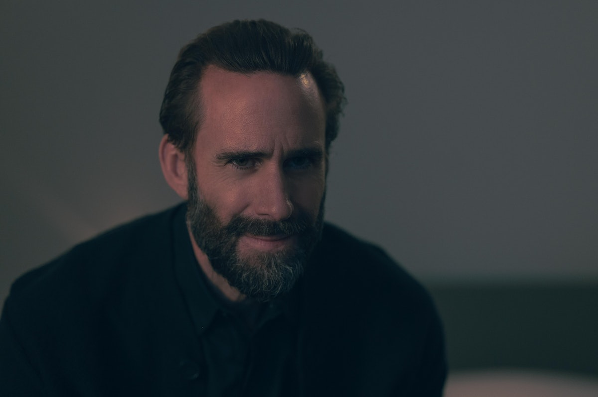 Joseph Fiennes as the newly freed Commander Fred Waterford in 'The Handmaid's Tale'