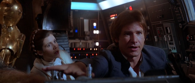 The 'Star Wars' film franchise is the crown jewel of science-fiction fantasy movies.