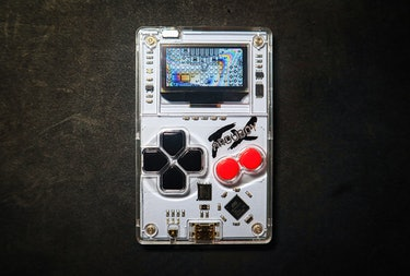 Arduboy FX games review: You don't get ray tracing, but the 8-bit graphics are a reminder of simpler times.