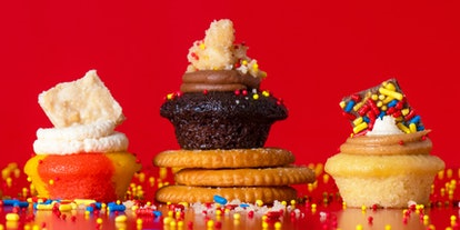 Baked By Melissa's Ritz Crackers collaboration is a sweet and salty dream.