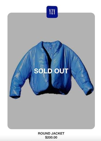 Yeezy Gap Round Jacket