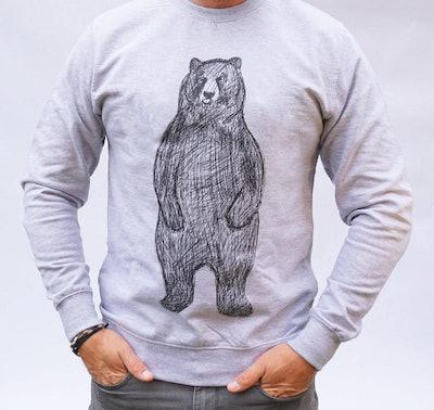 Don't Feed The Bears LTD Bear Jumper