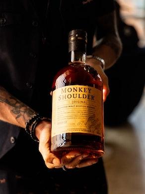 Monkey Shoulder Blended Malt Scotch [750 ml]