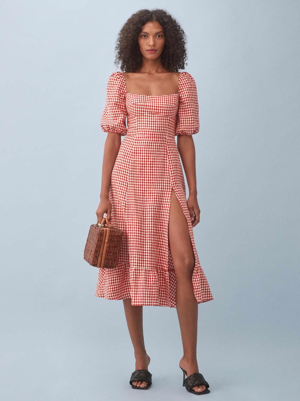 Belgium Linen Dress
