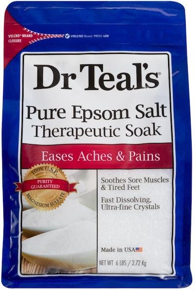 Dr. Teal's Pure Epsom Salt Therapeutic Soak