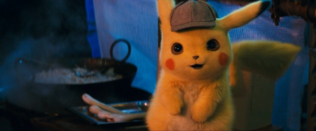 'Detective Pikachu' stars Ryan Reynolds in the titular role.