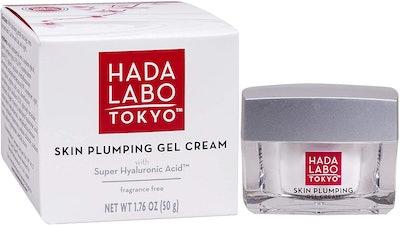 Hada Labo Tokyo Hyaluronic Acid & Collagen Gel Cream