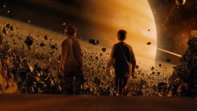 'Zathura' is a science fiction family movie starring Kristen Stewart.
