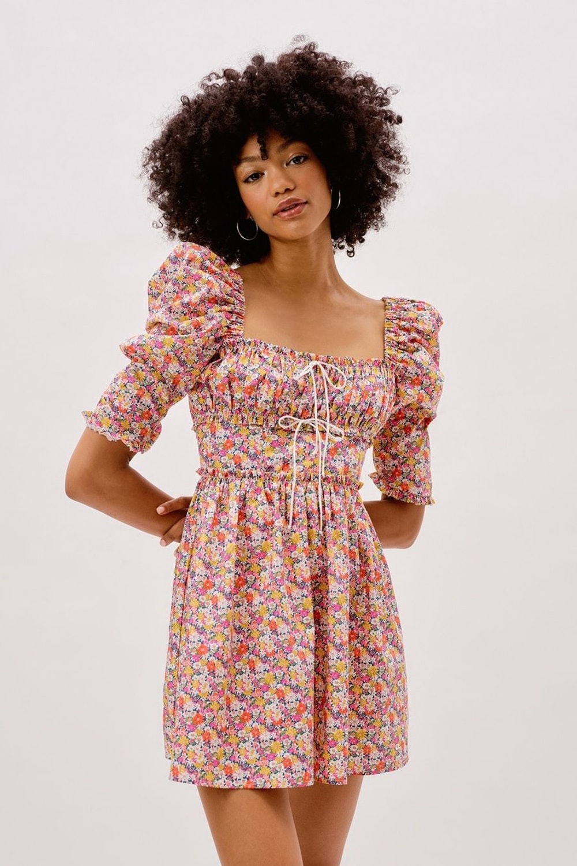 Libby Mini Dress