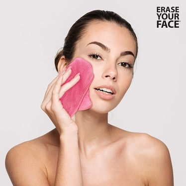 Erase Your Face Make-up Removing Cloths (4 Pack)