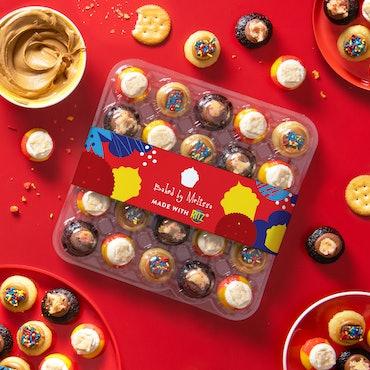 Salty-Sweet Cupcakes 25-Pack
