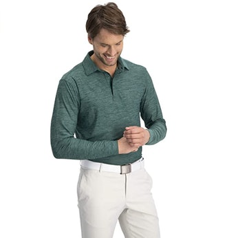 Three Sixty Six Dry Fit Golf Shirt
