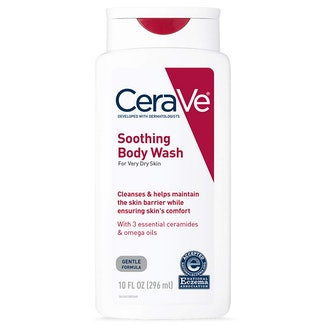 Soothing Body Wash for Very Dry Skin