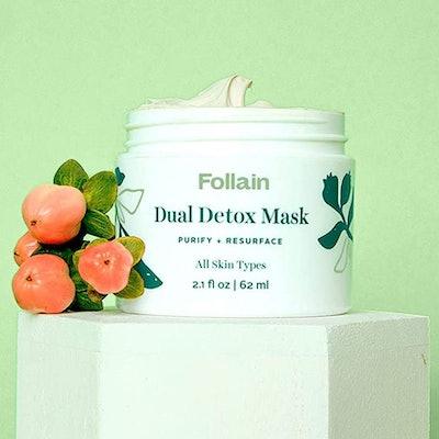 Follain Dual Detox Mask