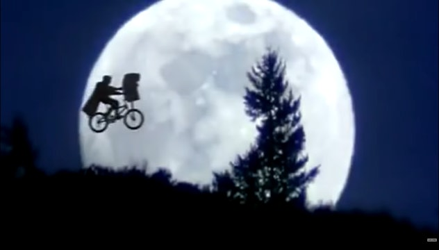 'E.T.' is one of actress Drew Barrymore's first performances.