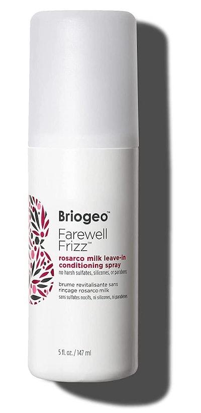Briogeo Farewell Frizz Rosarco Milk Leave In Conditioning Spray