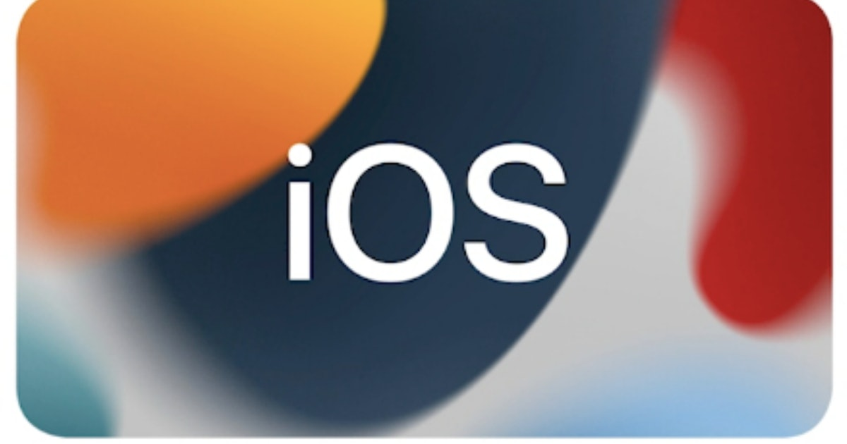 You can install iOS 15 beta this summer.
