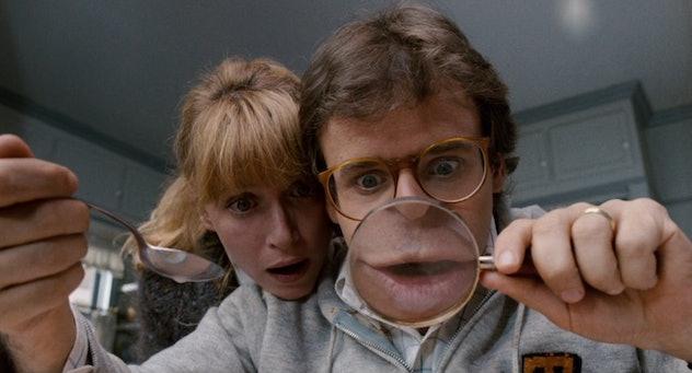 'Honey I Shrunk The Kids' is a 1989 family film starring Rick Moranis.