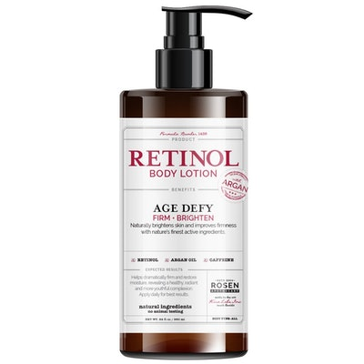 Rosen Apothecary Anti-Aging Retinol Body Lotion
