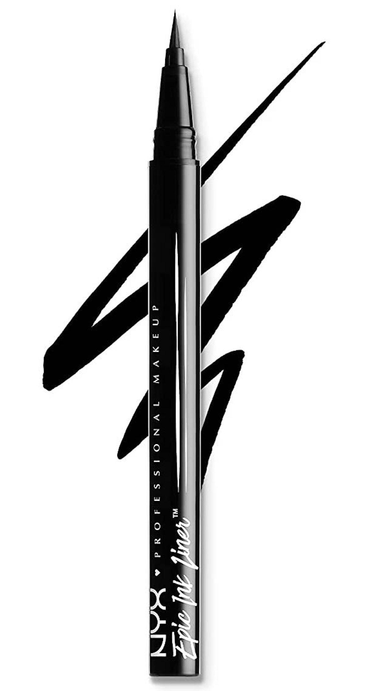 NYX Epic Waterproof Liquid Eyeliner