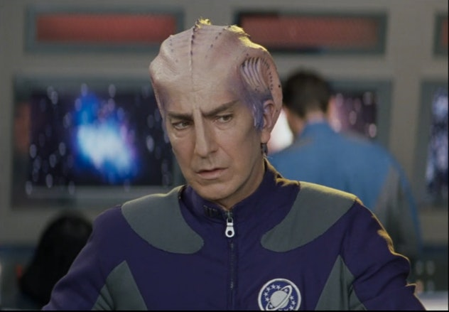 "'Galaxy Quest' has jokingly been called ""the best Star Trek"" movie by 'Star Trek' director J.J. Abra..."
