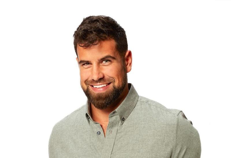 Tayshia Adam's former 'Bachelorette' contestant Blake Moynes, who joins Katie Thurston's 'Bachelorette' season too via the ABC press site