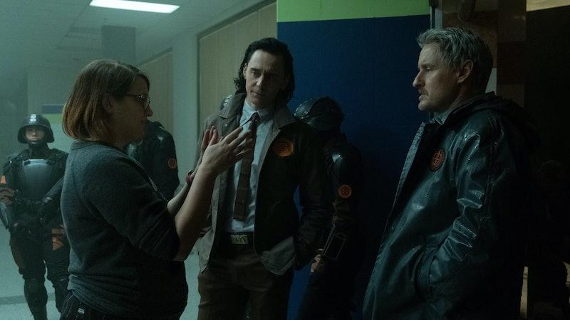 Kate Herron directed Tom Hiddleston and Owen Wilson in 'Loki.' Photo via Marvel
