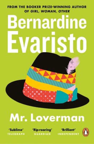 'Mr Loverman' by Bernardine Evaristo