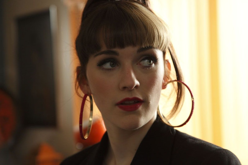 Charlotte Ritchie as Oregon in 'Fresh Meat'