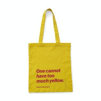 MoMA Design Store Artist Quote Tote