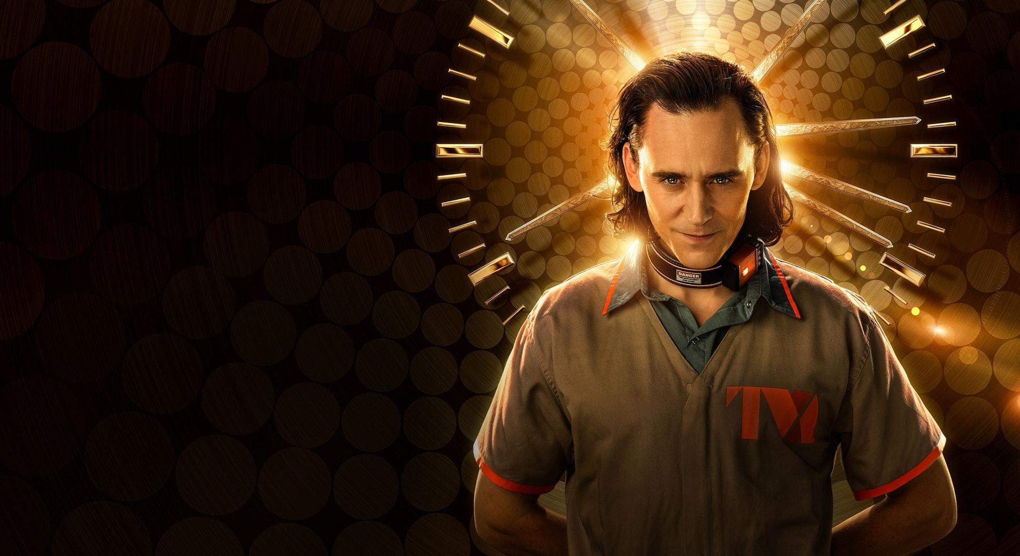 tom hiddleston as loki in disney plus promo image