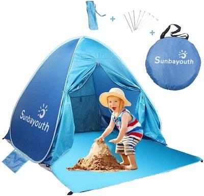 Sunba Youth UV Sun Tent