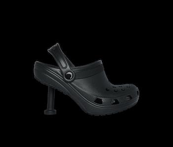 Balenciaga x Crocs stilettos