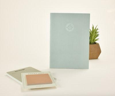 Cloth + Paper x SJ Notebook