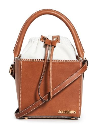 Le Seau Carre Bag