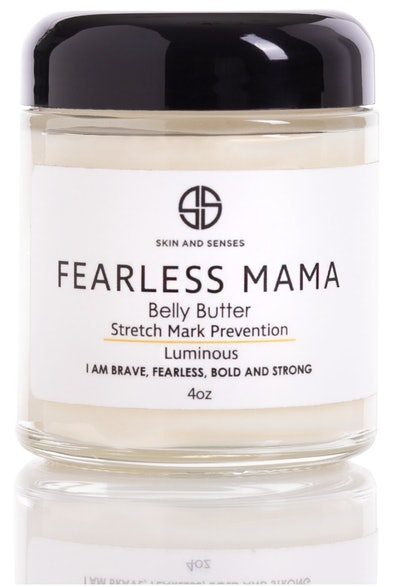 Skin And Senses Fearless Mama Belly Butter